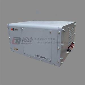 双机并联3KW汽油发电机SZK3500GT