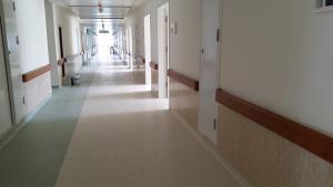 天津廠家直銷 醫院走廊專用pvc防撞扶手