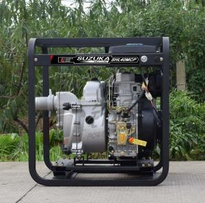 便携式4寸柴油机泥浆泵|野外用泥浆泵