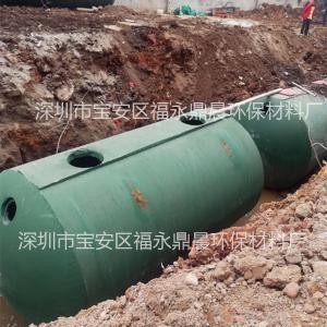 湖北钢筋混凝土晨工雨水收集池占地面积小安装便捷免费指导安装厂家直销