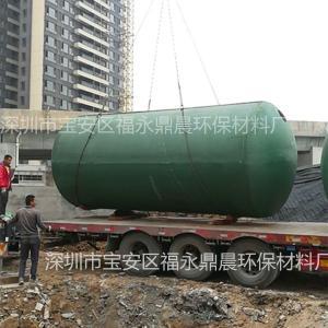 华南地区钢筋混凝土晨工雨水收集池清淘期长占地面积小定制生产厂家批发