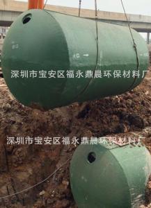海南省钢筋混凝土晨工雨水收集池量身定制专业生产上门安装售后完美