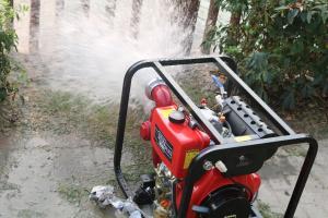 蜀山區不用灌水的2.5寸柴油機高壓泵