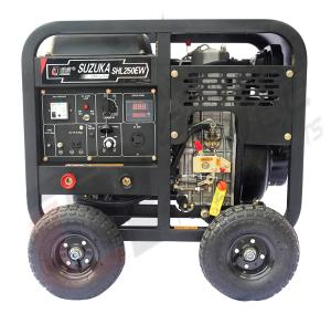 合肥经济技术开发区用190A250A柴油发电电焊机