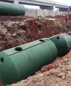 佛山禅城20立方加固型商砼成品预制蓄水池厂家型号尺寸可定制生产价格实惠