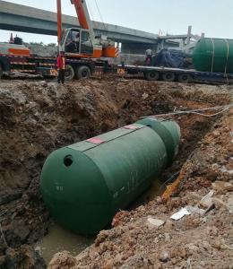 广东惠州钢筋砼整体式成品预制蓄水池厂家承压强价格实惠自产自销上门安装