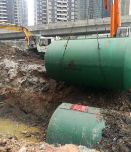 广州花都CG-GB7-SQ20加固型商砼成品预制蓄水池厂家型号尺寸可定制生产价格实惠