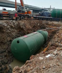 广州海珠区钢筋砼16立方成品新型预制蓄水池厂家直销价格实惠上门安装