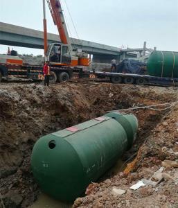 广东周边晨工整体式钢筋砼新型预制蓄水池厂家造价低安装便捷送货上门