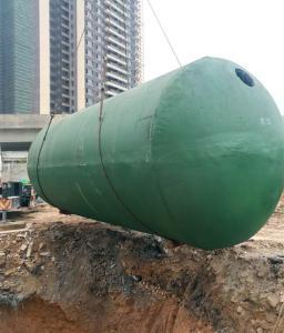 湖南CG-BH-3商砼整体式加固型晨工初雨蓄水池价格无渗漏耐酸碱安装便捷送货上门