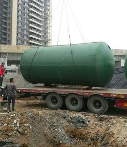 佛山CGFRP-13整体式晨工蓄水池价格厂家直销可订制价格实惠送货上门 蓄水池价格