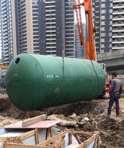 佛山顺德CGFRP-9整体式晨工整体商砼家用蓄水池厂家承压强价格实惠自产自销