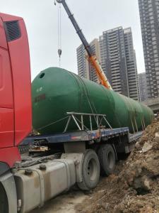 广东CG-GB3-SQ6晨工整体商砼家用蓄水池厂家无渗漏尺寸型号定制生产服务完善自产自销
