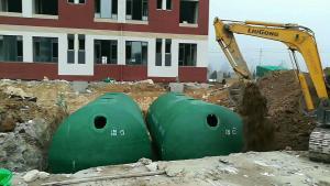 广州CGFRP-10晨工整体商砼家用蓄水池厂家承压强价格实惠自产自销免费上门安装