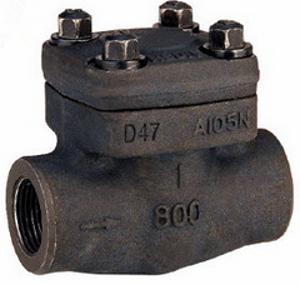 H11H碳鋼焊接止回閥