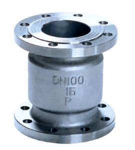 H42W立式不銹鋼止回閥