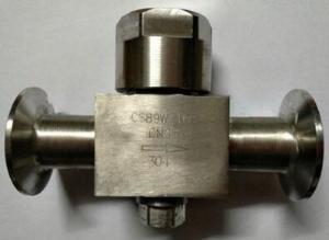 卫生级快装热动力疏水阀