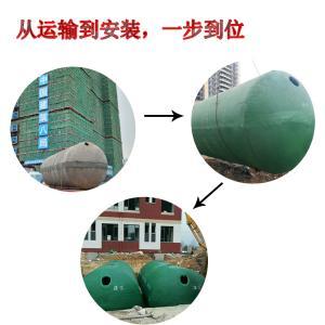 广东省整体式钢筋混凝土地下蓄水池生产厂家施工期短成本低上门安装