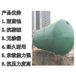 广东湛江CG-GB8-SQ25商砼地下蓄水池厂家可定制生产上门安装