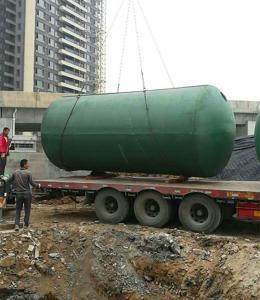 广州整体式成品钢筋混凝土蓄水池价格厂家无渗漏造价低尺寸型号可定制生产服务完善