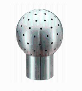 衛生級焊接固定清洗球