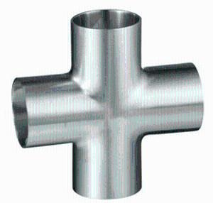 衛生級不銹鋼焊接四通