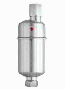 台湾DSC全不锈钢浮球式 自动排气阀11AV