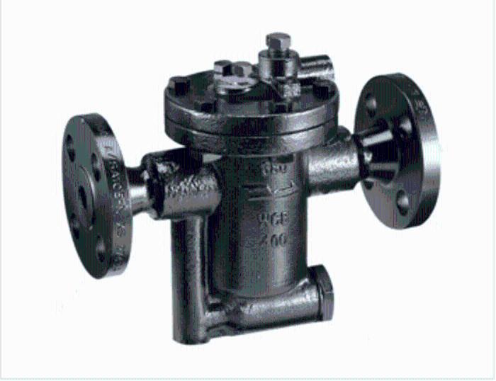 臺灣DSC鑄鋼倒筒式蒸汽疏水閥680F