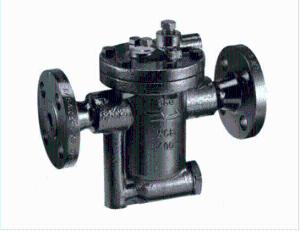 台湾DSC铸钢倒筒式蒸汽疏水阀680F