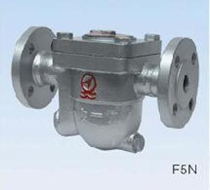 台湾DSC自由浮球式蒸汽疏水阀F5N