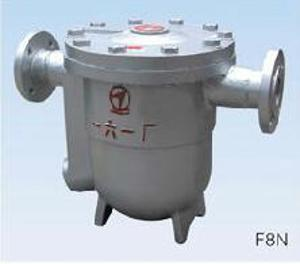 臺灣DSC自由浮球式蒸汽疏水閥F8N