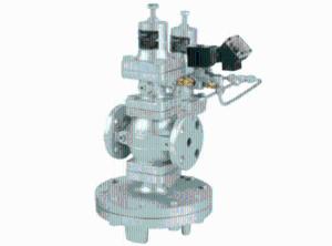日本耀希达凯CP-2003先导薄膜式蒸汽 法兰型减压阀