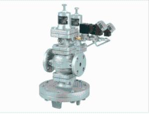 日本耀希达凯CP-2004先导薄膜式蒸汽 减压阀