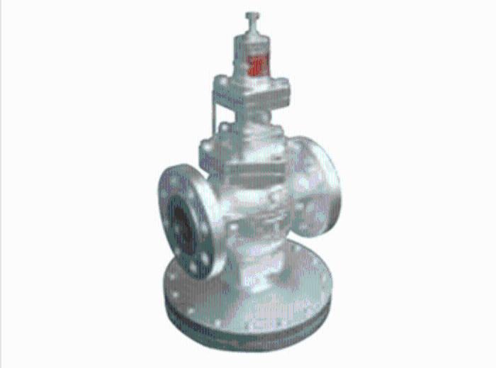 日本耀希達凱 GP-2000CS先導薄膜式蒸汽 法蘭型減壓閥