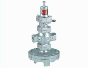日本耀希达凯 先导薄膜式蒸汽减压阀GP-2000系列
