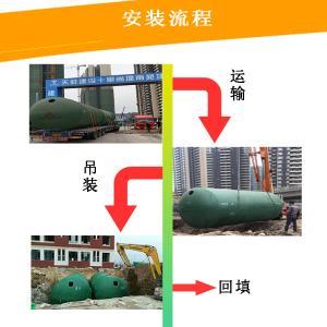 整体商砼蓄水池厂家可定制尺寸无渗漏免费上门指导安装价格实惠厂家批发
