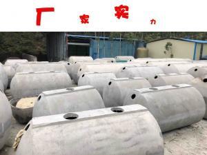 广东清远晨工整体钢筋混凝土化粪池生产厂家价格实惠尺寸型号均可定制上门安装