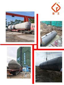 柳州CG-GB4-SQ9小型晨工整体钢筋混凝土化粪池生产厂家耐腐蚀抗压强价格实惠售后完善