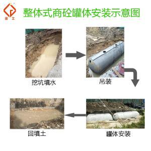 广西CG-GB4-SQ9小型水泥成品 晨工蓄水池公司发展至今不断顺应产品需求耐腐蚀抗压强价格实惠售后完善