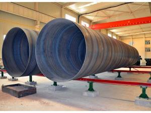 天然气输送螺旋钢管做3pe防腐米价