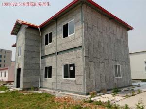 新型装配式墙板装配式住宅高端别墅