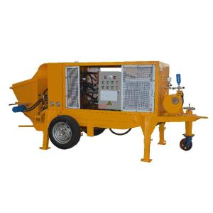 ZWS8-8E混凝土濕噴機,混凝土濕噴泵