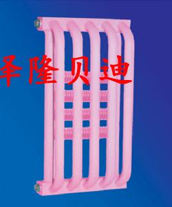 鋼制弧管二柱散熱器A雞西鋼制弧管二柱散熱器A鋼制弧管二柱散熱器產品批發
