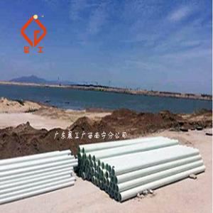 BWFRP拉挤电缆保护管适用范围