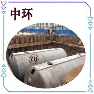 清远水泥成品隔油池价格实惠上门安装保质十年