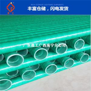 什么是玻璃钢电缆保护套管?
