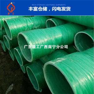 BWFRP纖維纏繞電纜管的纖維盤繞工藝