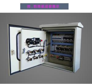 室内JXF基业箱电机启动箱电控箱布线箱配电箱400500铁箱