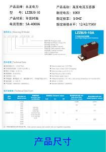 高压10KV电流互感器LZZBJ9-10 5-25005户内计量0.2S测量0.2 0.5