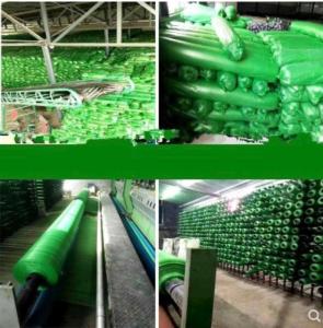 2針8*20米聚酯防塵網蓋土網密境保護網綠c色可以訂做目網防護網覆蓋網環